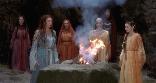 I Watched The Mists Of Avalon Rockstar Priestess